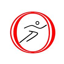 Logo Centrum Kształcenia Kadr Sportowych Olimpiakos